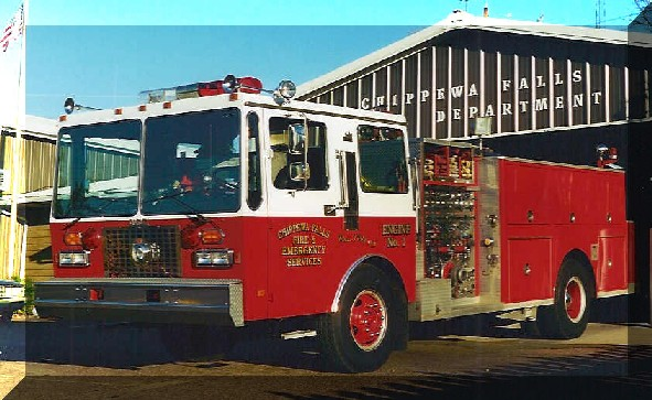 RETIRED ENGINE 3 - 1986 HENDRICKSON/DARLEY