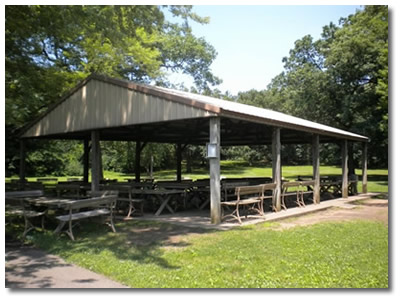 Flag Hill Shelter