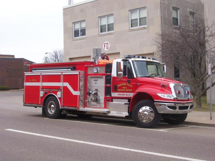 Engine 2 - 2009 Navistar-Darley
