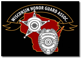 Wisconsin Honor Guard Logo