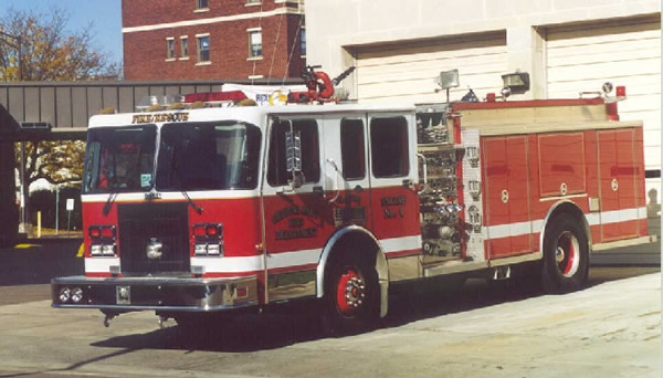 Engine 3 - 1993 Spartan-Darley