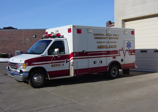 Medic 4 - 1999 Ford-Road Rescue