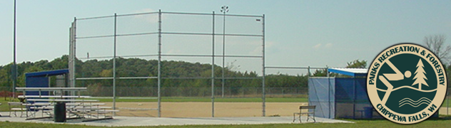 Casper Park Softball Field Banner